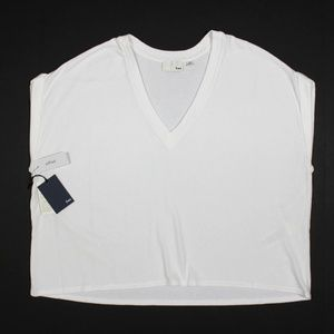 Aritzia Wilfred FREE Brosh Ovesize T Shirt V Neck